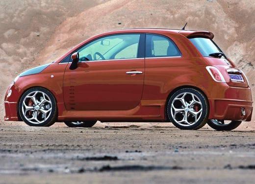 TRC Fiat 500: Ještě stylovější stylovka?
