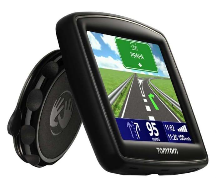 TomTom zavádí IQ Routes do modelů One a XL