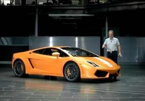 VIDEO: Valentino Balboni představuje své Lamborghini Gallardo