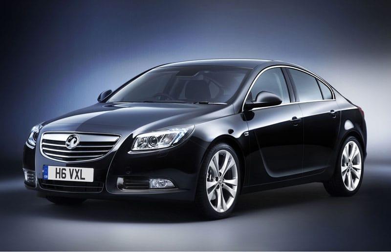 Nový Opel Insignia: první fotografie interiéru