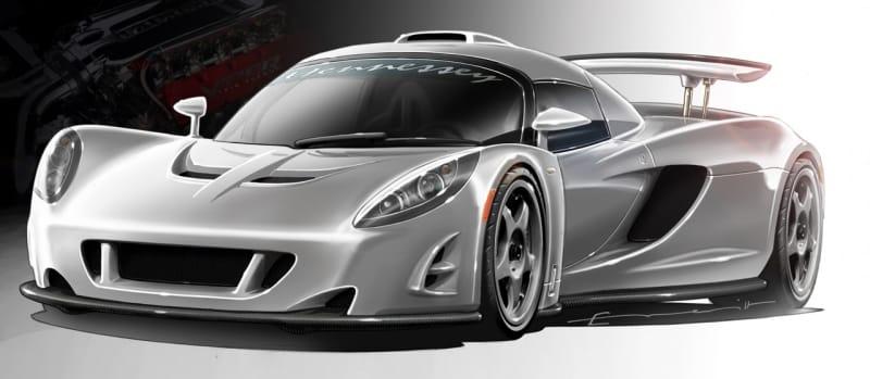 Hennessey Venom GT: překoná Bugatti Veyron?