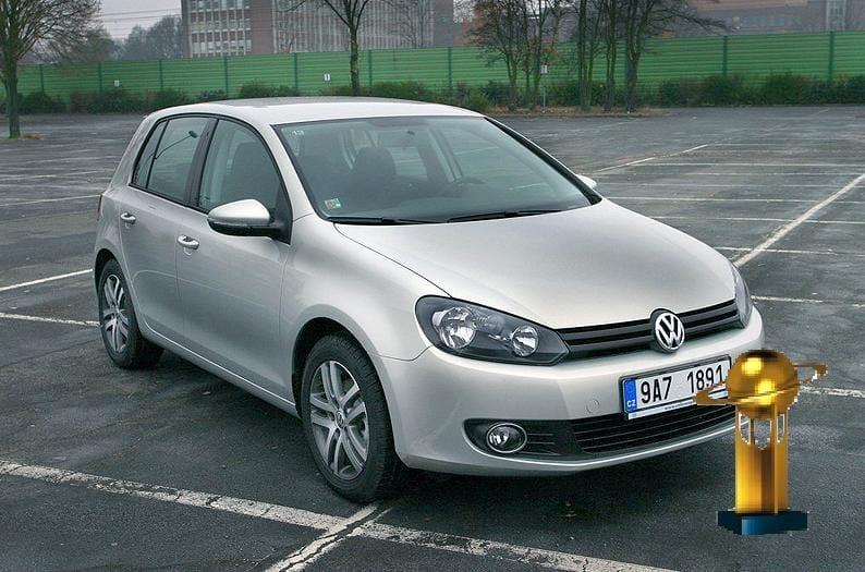Světové auto roku 2009: Volkswagen Golf