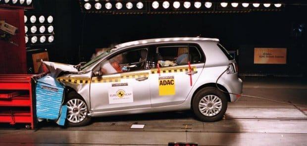 Euro NCAP: Nejbezpečnějším autem roku 2009 je Volkswagen Golf