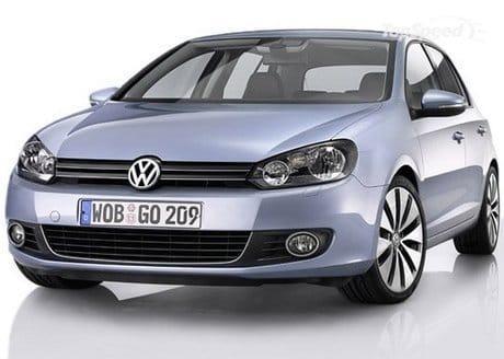 Statistika: v Evropě se v roce 2011 nejvíc prodával Volkswagen Golf