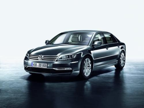 Volkswagen Phaeton dostane facelift. Bude to stačit?
