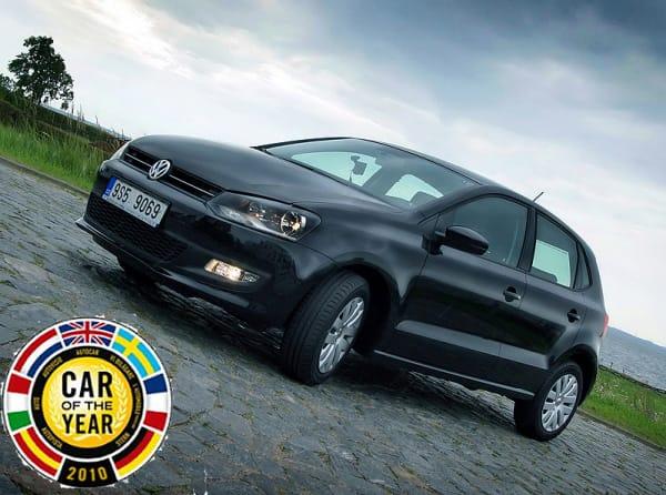 Evropským autem roku 2010 se stal Volkswagen Polo