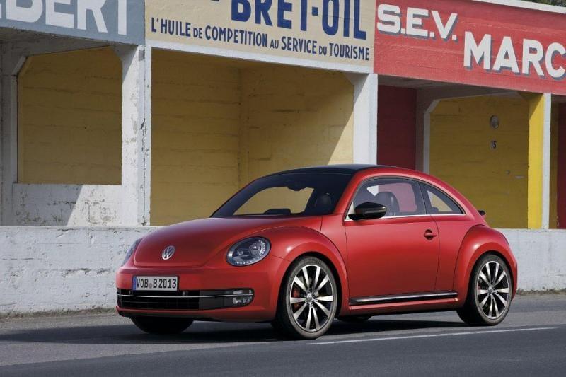 Brouk se vrací. Nový Volkswagen Beetle se představil světu