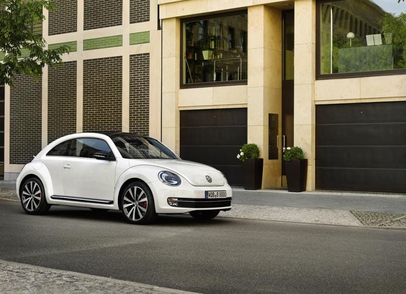 Volkswagen Beetle vstupuje na český trh, stojí 380 tisíc korun