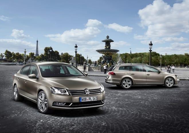 Nový Volkswagen Passat jde do prodeje. Stojí 566 tisíc