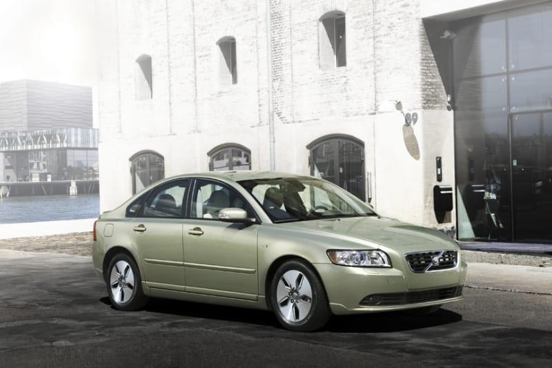 Volvo S40 DRIVe bylo vyhlášeno zeleným autem roku