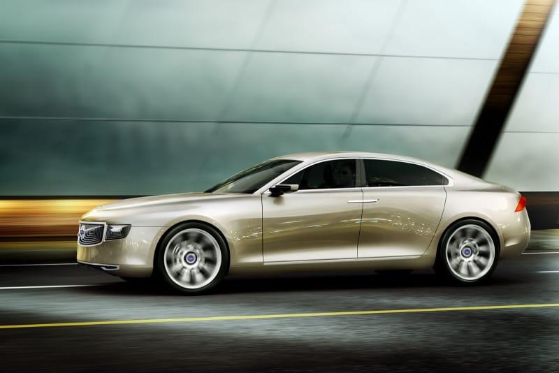 Koncept Volvo Universe: předobraz modelu S90?