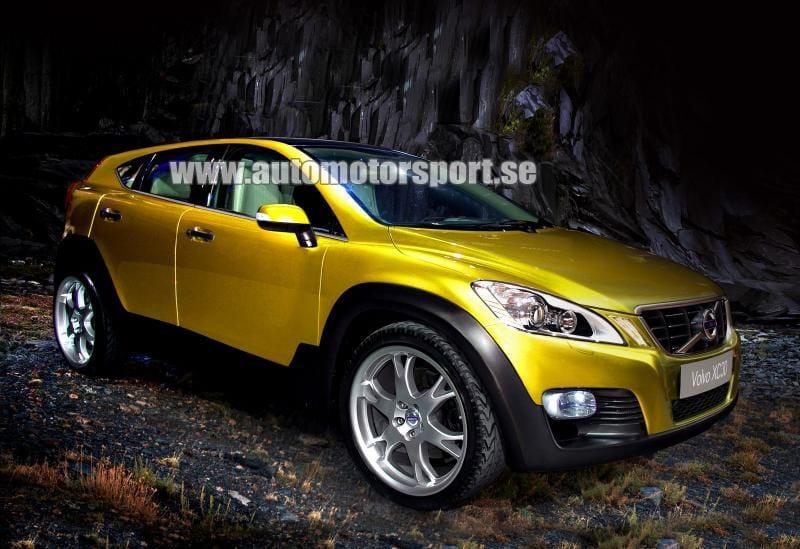 Volvo XC30: Švédi chystají útok na BMW X1