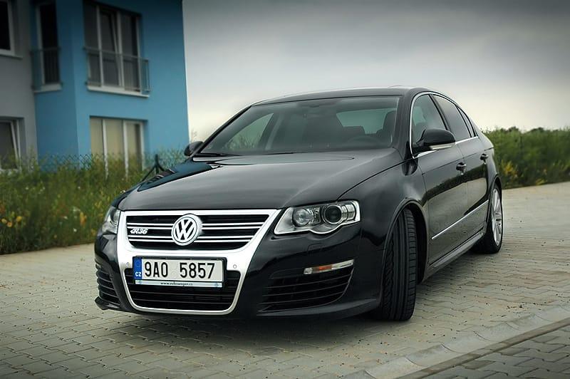 Volkswagen Passat R36: první jízdní dojmy