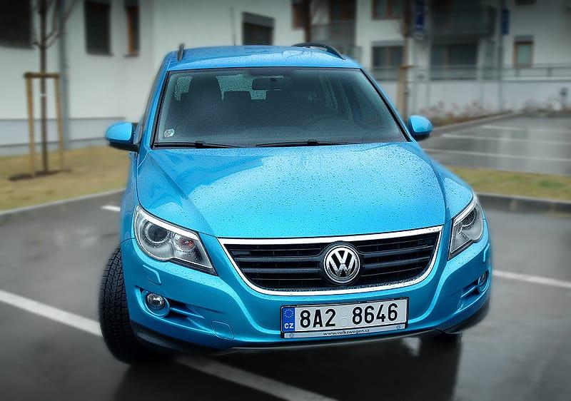 Volkswagen Tiguan 2.0 TDI CR: malý velký golf