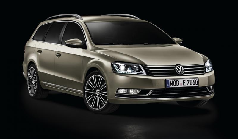 Volkswagen Passat Exclusive: nejluxusnější verze