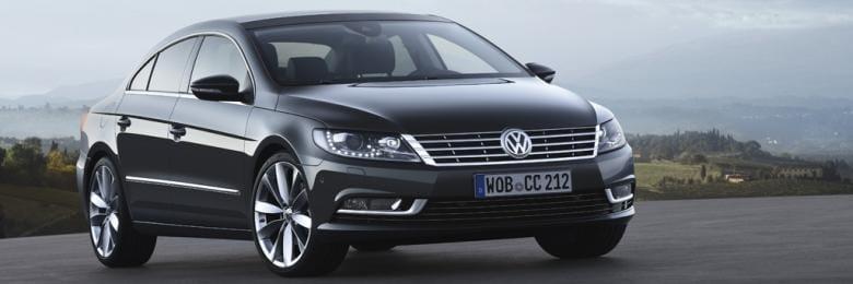 Takhle vypadá VW Passat CC po faceliftu