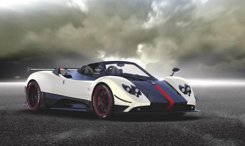 Pagani Zonda Cinque Roadster: unikát přišel o střechu