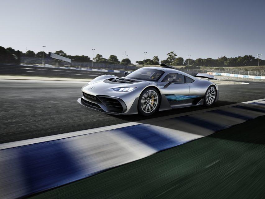 Legendy do Holešovic přivezou tisíc exponátů, včetně Mercedesu-AMG Project One