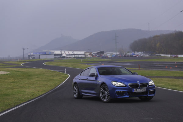 Masterpiece. BMW 640d xDrive Gran Coupé — test auta