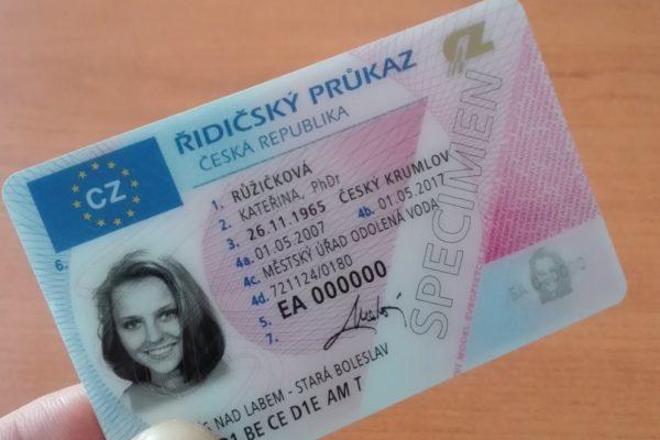 Kdekoliv a bez fotky. Výměna řidičského průkazu je jednodušší od 1. července