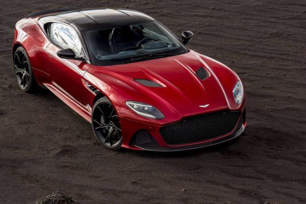 Nejrychlejší Aston Martin všech dob: DBS Superleggera má 725 koní