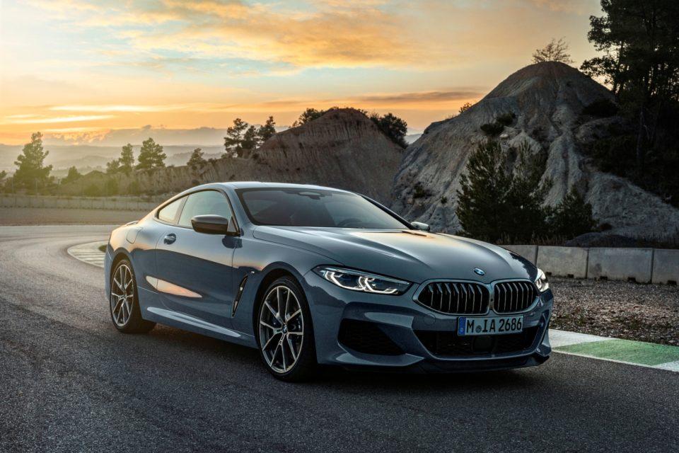 Nový objekt snění. BMW se vrací s řadou 8, vypadá fantasticky