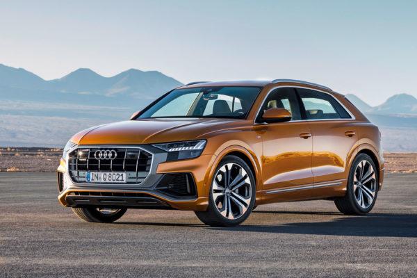Audi Q8 se začíná prodávat. Přijde ještě vrcholný model Q9?