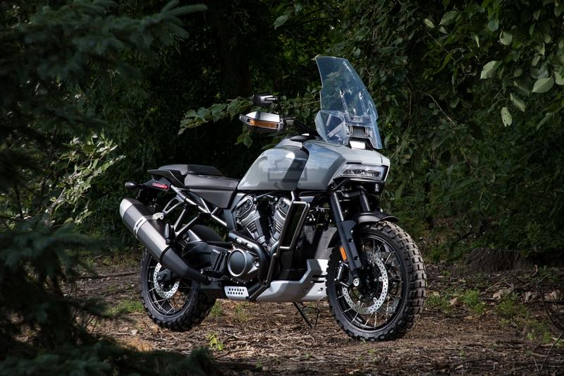 Tohle je revoluce! Harley-Davidson představil plno novinek, malé motorky i enduro