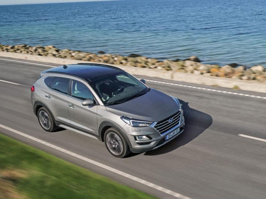 Nečekaný první český hybrid. Hyundai Tucson po faceliftu stojí 550 tisíc