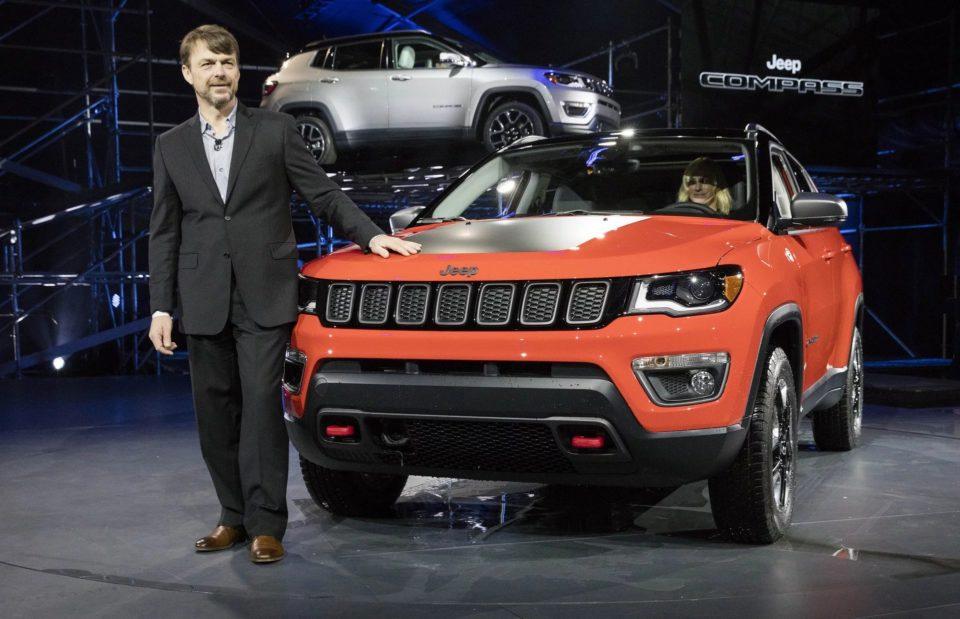 Koncern Fiat Chrysler má nového šéfa, je jím Mike Manley z Jeepu