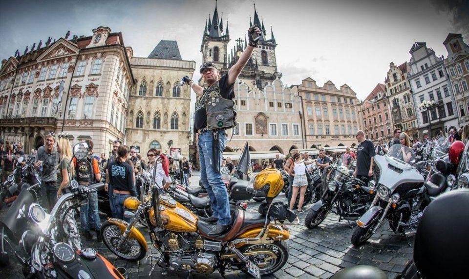 Harley-Davidson v Praze slaví 115 let, přijede šedesát tisíc motorek