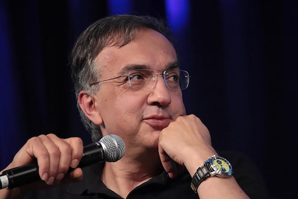 Zemřel Sergio Marchionne, bývalý šéf Fiatu