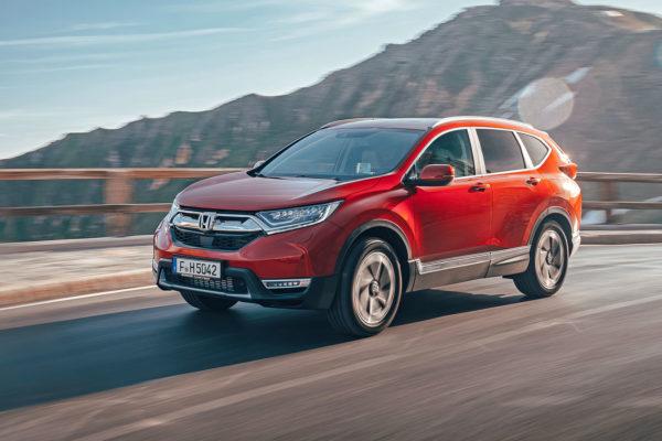 Honda zacílila svá SUV na rodiny. Po novém CR-V přezbrojila menší HR-V
