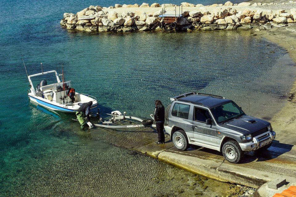 Cesta autem do Chorvatska na ryby