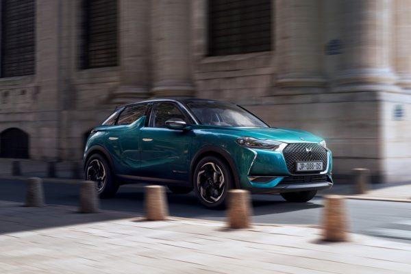 Prémiová divize Citroënu představila první elektromobil: DS 3 Crossback