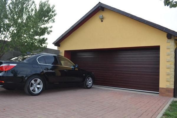 Podmínky kolaudace garáže