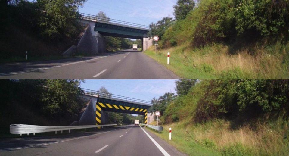 Bezpečná silnice: jak pouhé drobné úpravy můžou zachránit životy řidičů