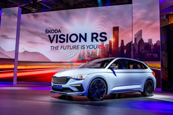 Víc alternativ. Vedle hybridů připravuje Škoda i nová auta na CNG