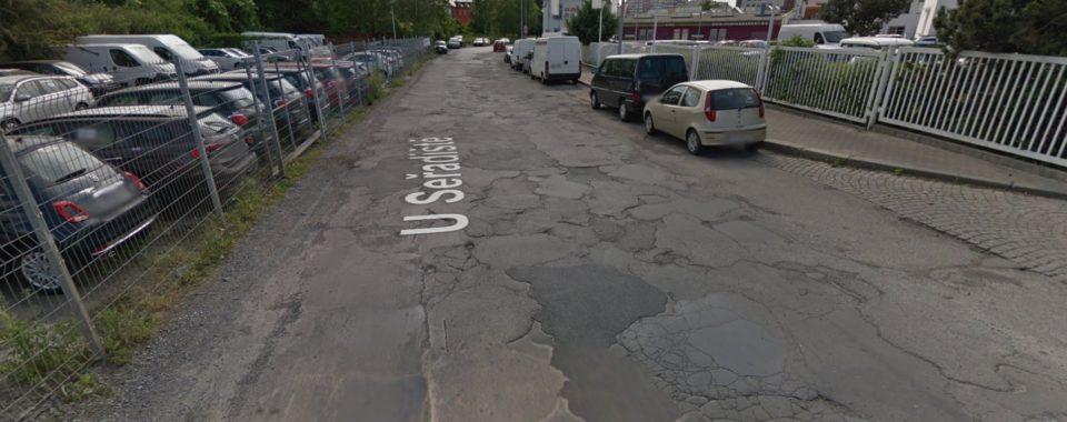 """Praha přijde o jedno prvenství, začala se opravovat """"nejhorší silnice"""" v republice"""