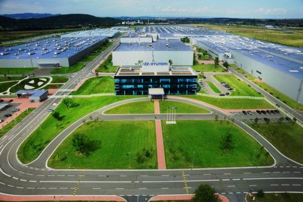 Hyundai v Nošovicích oslavil deset let. Vyrobil skoro 3 miliony aut