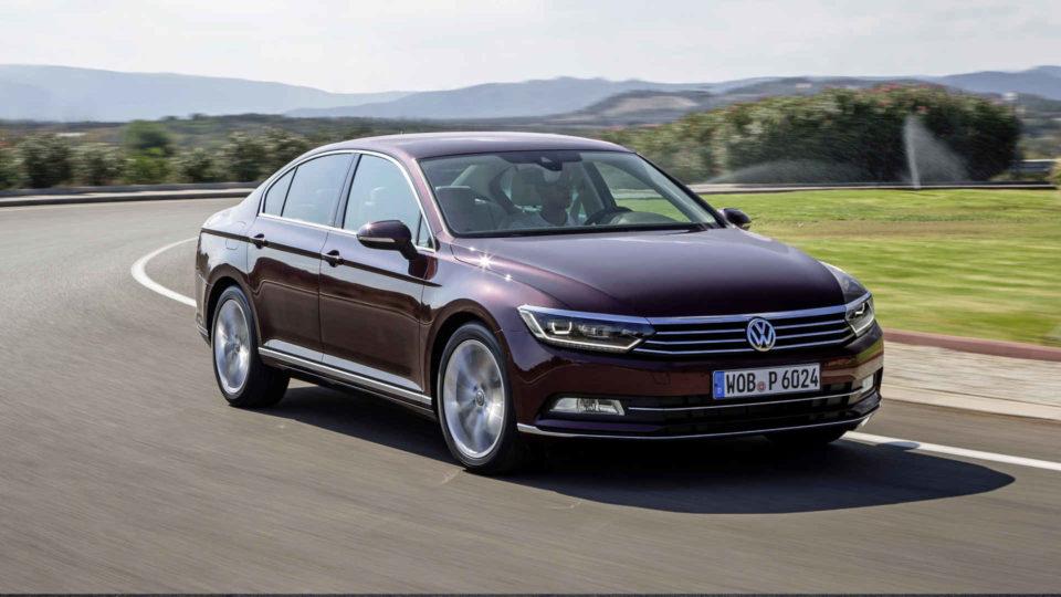 Z Německa do Česka. Volkswagen Passat se bude vyrábět v Kvasinách