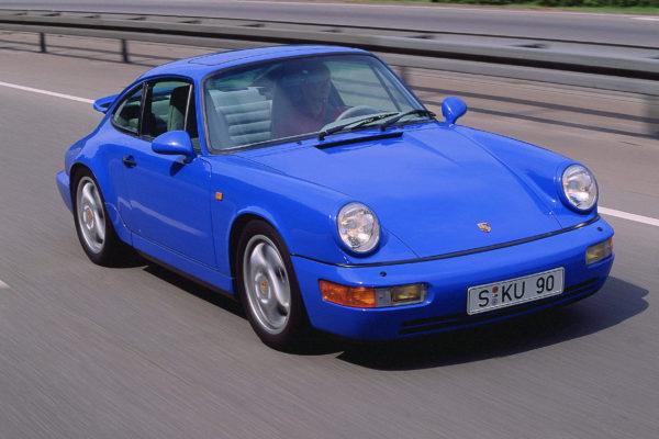 Sedm generací legendy. Tady je příběh Porsche 911