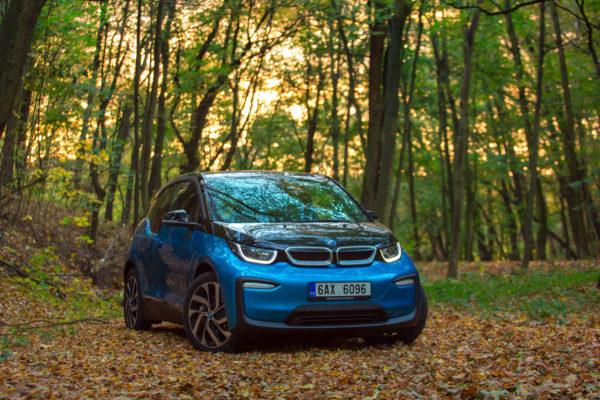 Test auta: BMW i3 94 Ah — pět let v budoucnosti