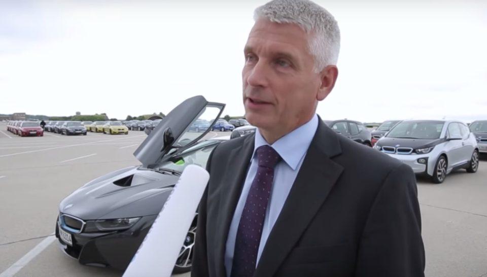Rozhovor: Na nástup elektrických aut jsme připraveni, říká šéf elektromobility BMW