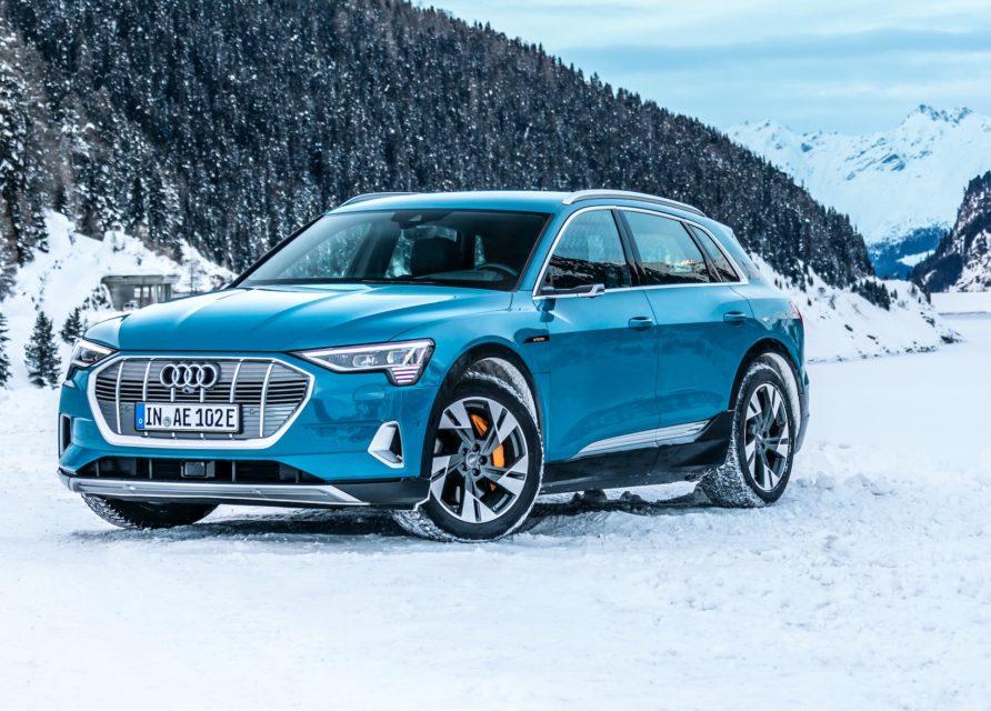 Audi e-tron: pohled pod kapotu prvního elektromobilu z Ingolstadtu