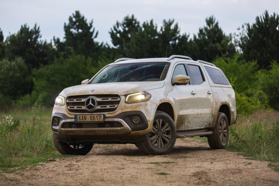 Mercedes končí s třídou X. Po pouhých třech letech